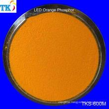 LED Orange phosphor powder Used for decoration, lighting