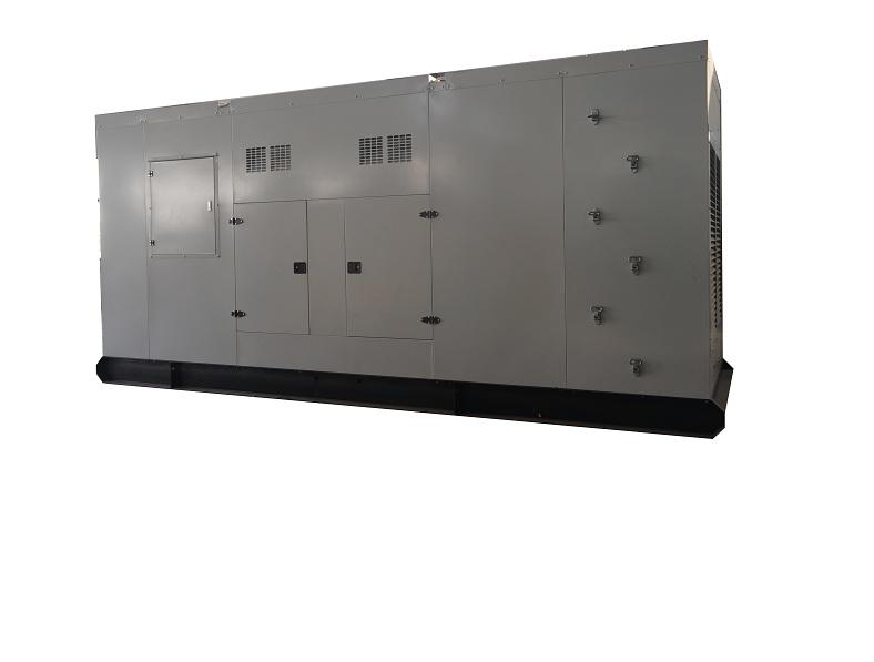 Yuchai 360KW low noise diesel generator