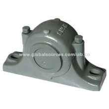 Plummer blocks housing with m20 bolt size, for conveyor system