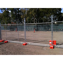 Australian Type Removable Galvanized Temporary Fencing