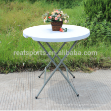 Foldable Plastic 8ft Folding Table White Dining Tables