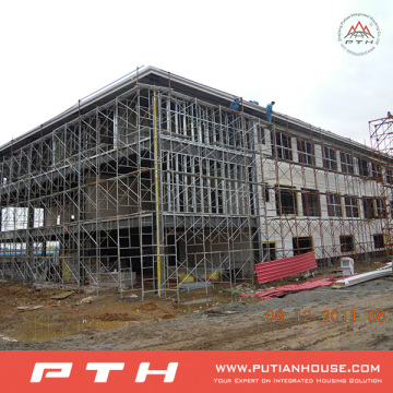 Professional Designed Prefab Industrial Low Cost Steel Structure Warehouse