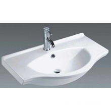 Bathroom Ceramic Vanity Basin Cabinet Basin (1080)