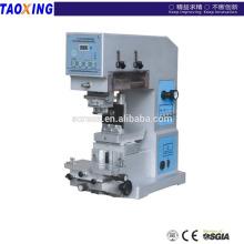 Máquina de impressão de almofada automática de alta eficiência de trabalho