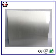 hojas de aluminio cepillado aluminio decorativo