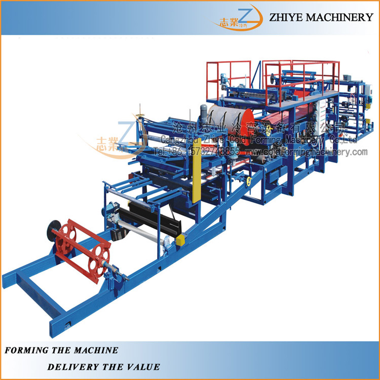Light Weight Eps Sandwich Panel Production Line Price