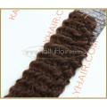 """Preis 6a Grade Bundles brasilianisches reines Haar 22 """"tiefe Welle Clip in Haarverlängerung"""