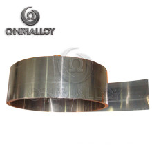 Ohmalloy 4j36 Штамповка Invar 36 Сплавы прецизионных сплавов Soft Strip