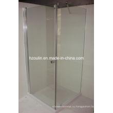 Бескаркасная душевая комната (ГП-220)