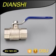 """1/2""""-4"""" brass ball valve"""