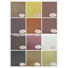 Chinese Experts in PVC Furniture Leather (Hongjiu-298#)