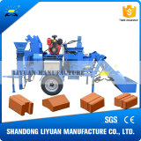 M7MI TWIN Diesel mobile interlocking earth brick making machine
