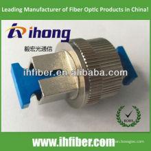 SC UPC atenuador de fibra óptica variável