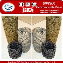Round Geocomposite Drain for Landfills