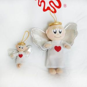 Angel Doll plush toy Key ring