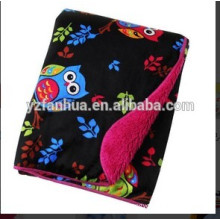 Kids Baby Infants Sherpa Blankets Manufacturer China