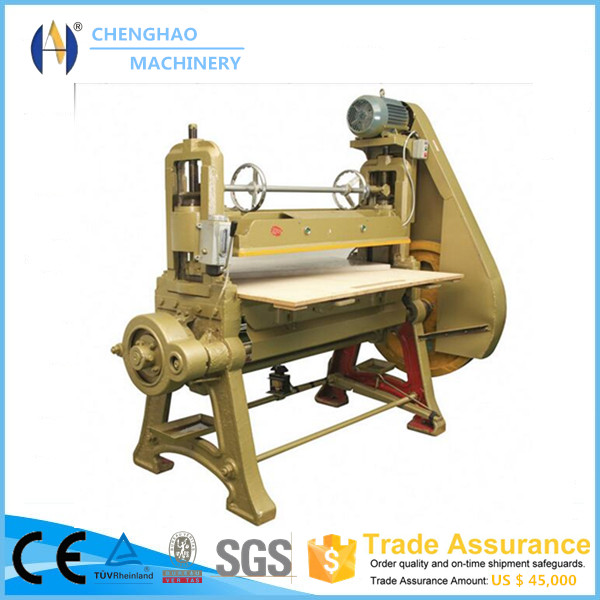 Plastic Blister Tray Die Cutting Machine