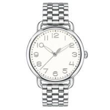 Relógio de quartzo de senhoras de moda casual clássico