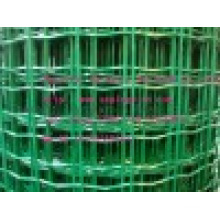 PVC Coated Welded Euro Panel Fence