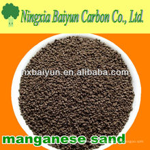 Manganese Sand media for water treatment