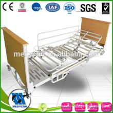 foldable Steel side rail 5 - function electrical home care bed
