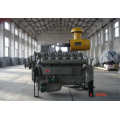Electric Governor 105 Bore 125 Stroke Gas Engine 50Kw 58KW 66KW