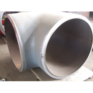 WP5 Alloy Steel Pipe SMLS Equal Tee