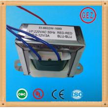 alta qualidade 12vdc para 220vac transformador 12v 4a