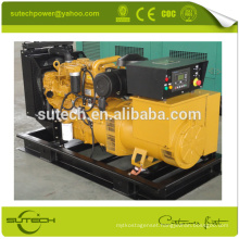 70Kw/85Kva electric diesel generator set, powered by 1104A-44TG2 engine