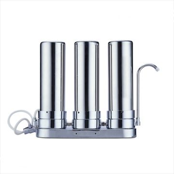 Stainless Steel material Water filter for home