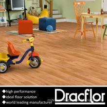 Quality Imitation Wood Vinyl Tiles PVC Flooring (P-7066)
