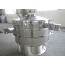 2017 ZS series Vibrating sieve, SS 325 mesh sieve, circle sieving technique