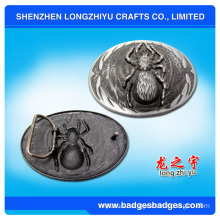 3D Metal Spider Belt Buckle/Custom Metal Belt Buckle Manufacturers