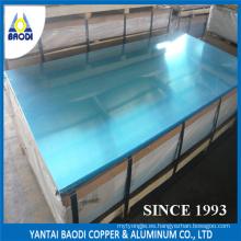 5083 Hoja de aluminio personalizable para material marino