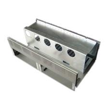 Fabricación de la carcasa de metal