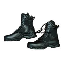 Militar de alta calidad negro Tactical Boot
