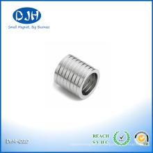 Compre ímãs de anel de Neodinium de Terra Rara Forte para Sensores