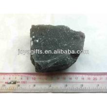 Natürlicher rauer Edelsteinfelsen, natürlicher rauer Anhydrit