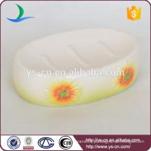 YSb40004-05-sd Novo design personalizado logotipo banheiro acessório saboneteira