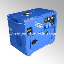 Ensemble de générateur d'essence super silencieux 5kw (GG6500S)