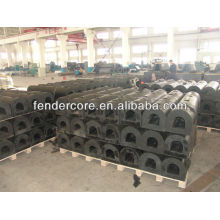 D & GD type d rubber fender for dock and ship