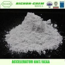 Produtos Químicos para Processamento de Borracha Vulcanizing Manufacturing Agent 100-97-0 HEXAMETHYLENE TRIAMINE Rubber Accelerator HMT