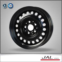 Rodas pretas de qualidade superior 5 Lug Roda Roda de carro