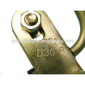 YUCHAI high pressure oil pipe D30-1104100B