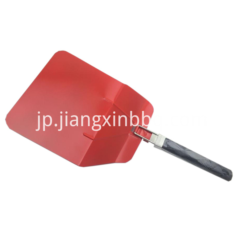 Red Non-Stick Coating