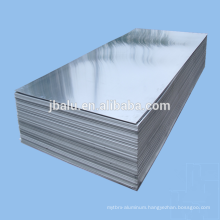China supply aluminum sheet plate 5mm thick paper interleaved