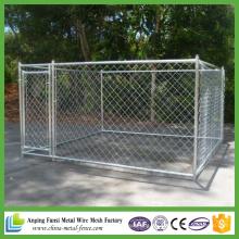 Los productos más vendidos Proveedor de China Galvanized Dog Kennel / Cage Venta al por mayor