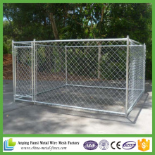 Vente en gros Alibaba Outdoor Large Portable Galvanized Dog Kennel