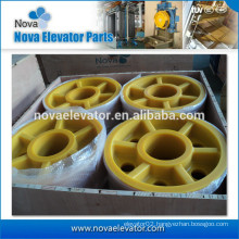 Home Elevator Deflector Sheave with Bearing