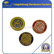 Emblema do esmalte do logotipo do console da pedra para a venda